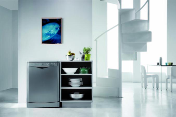 Dishwasher Extra silver_amb1