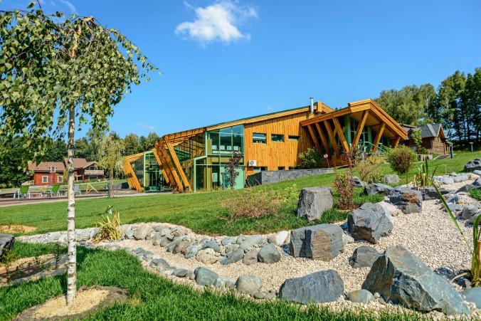 Welna Eco Spa Resort под Тарусой