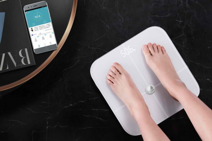 Huawei Body Fat Scale  (9)