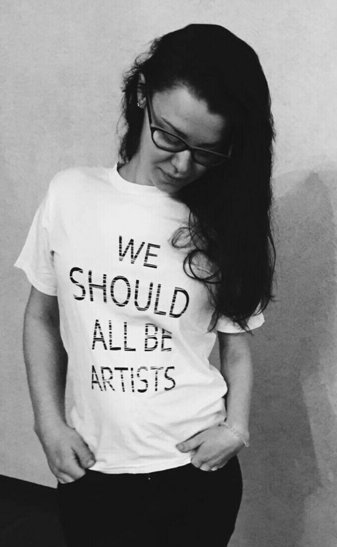 WE SHOULD ALL BE ARTISTS
