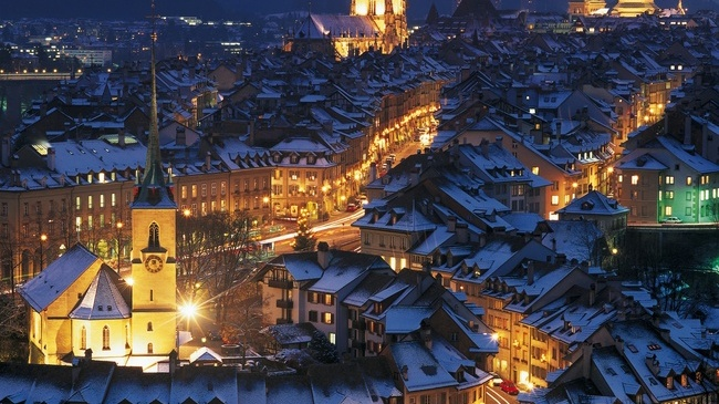 Swiss Cities - Bern