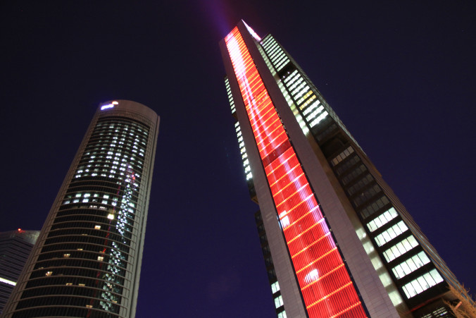 CEPSA-Tower-Skyline-Madrid