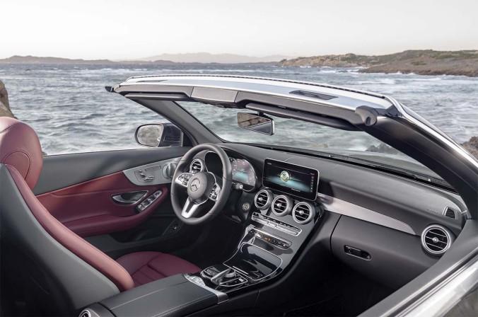 Mercedes-Benz C-Klasse Cabriolet (A 205), 2018