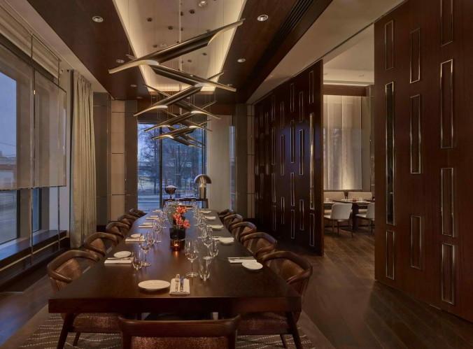 Hyatt Regency Moscow Petrovsky Park - Heritage Restaurant - Private Dining Room - 3 - HiRes