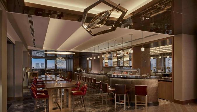 Hyatt Regency Moscow Petrovsky Park - Oriental Bar - 4 - Hires