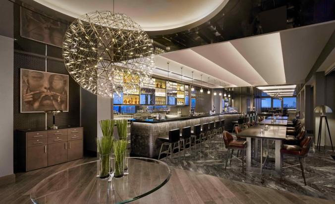 Hyatt Regency Moscow Petrovsky Park - Oriental Bar - 5 - Hires