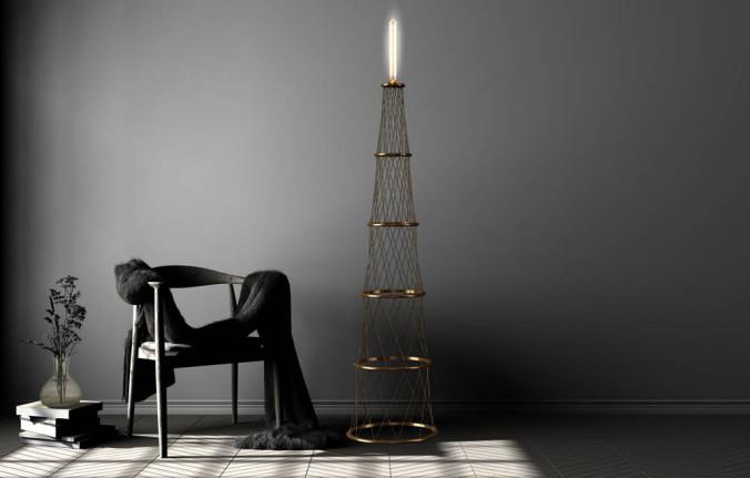 Radio Lamp