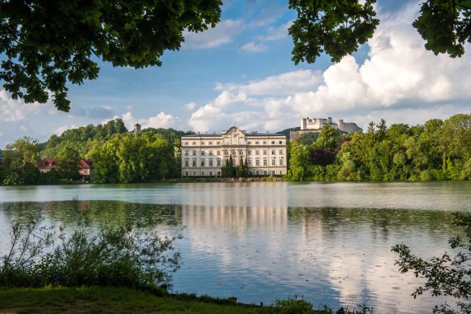 Замки Австрии
