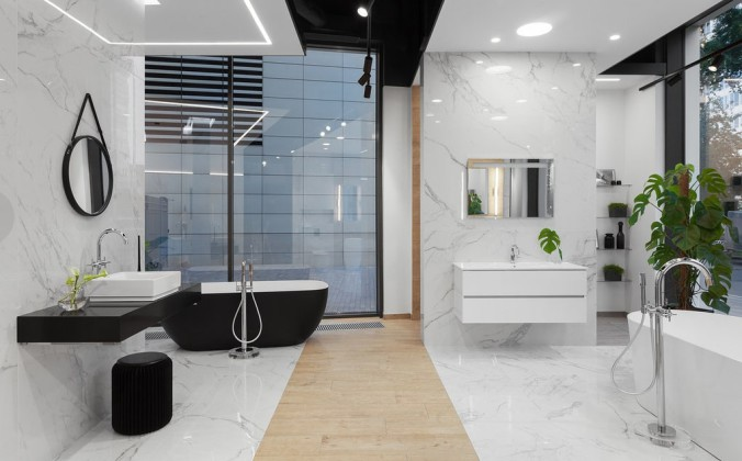 GROHE MOSCOW SHOWROOM