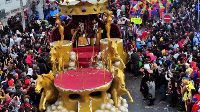 1-6 марта 2019 Карнавал в Торреш-Ведраш