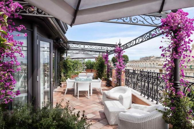Roman_Penthouse_Terrace_Baglioni Hotel Regina