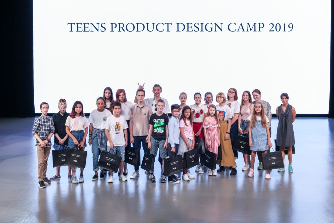 ROCA TEENS PRODUCT DESIGN CAMP