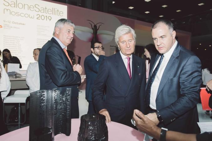 SALONESATELLITE MOSCOW AWARD 2019