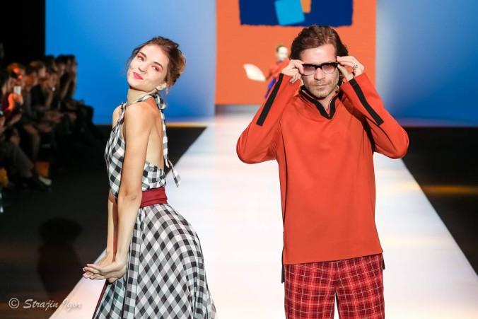 Moscow Fashion Week, Photo: Strajin Igor / strajin.ru