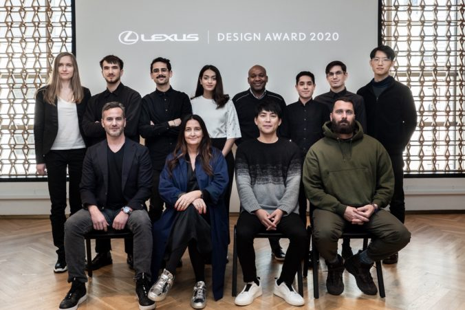 LEXUS DESIGN AWARD 2020