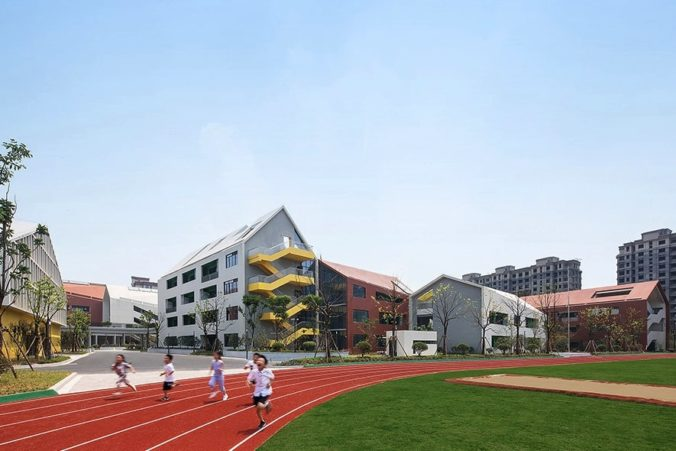 HANGZHOU HAISHU SCHOOL