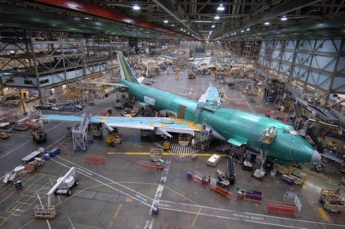Сборочный завод Boeing