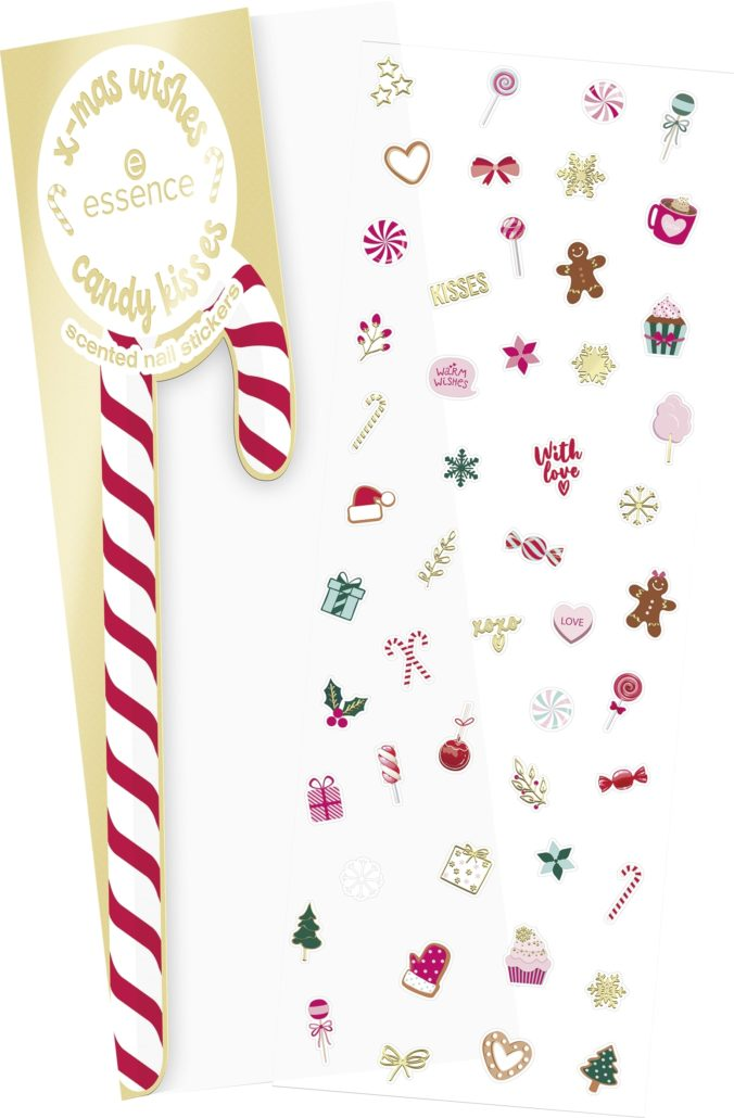 X-MAS WISHES CANDY KISSES