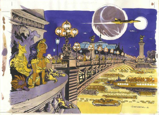 Marginalia. Inside the Comics Art Collections