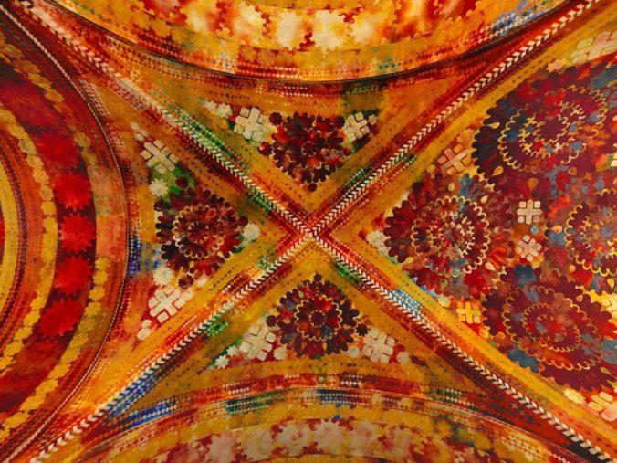 Giacometti Frescos