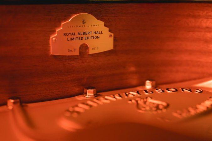 STEINWAY ROYAL ALBERT HALL EDITION