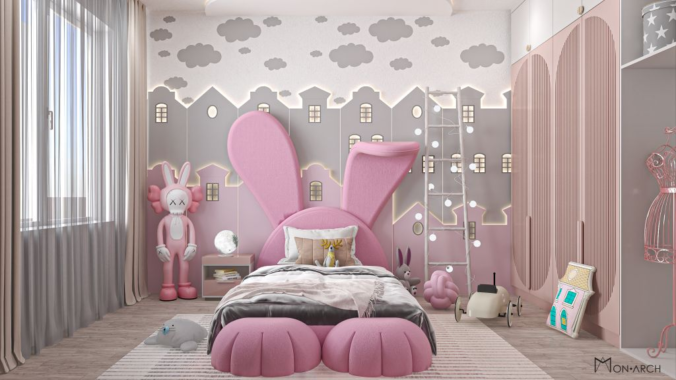Mr. Bunny bed